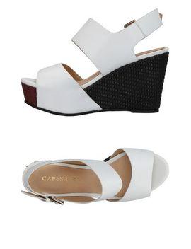 Cafènoir Сандалии   Обувь by Cafènoir