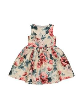 Mini Club All Dressed Up Floral Dress by Mini Club