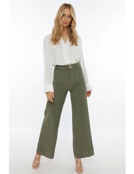 Trend Corduroy Pants by Chiquelle