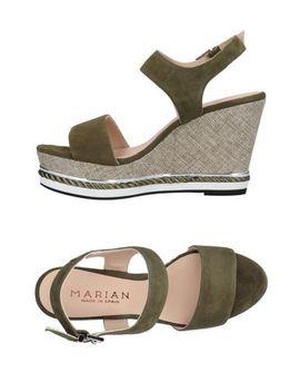 Marian Сандалии   Обувь by Marian