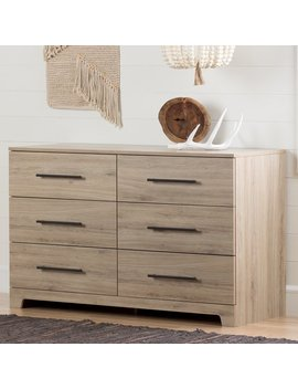 South Shore Primo 6 Drawer Dresser & Reviews by South Shore