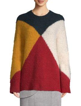 Crewneck Sweater by Derek Lam