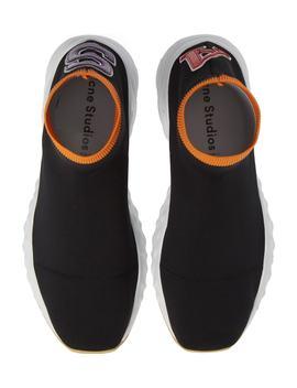 Initial Hi Sock Sneaker by Acne Studios