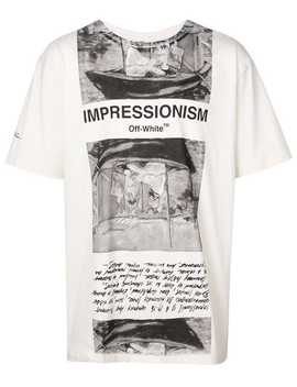 'impressionism' T Shirt by Off White