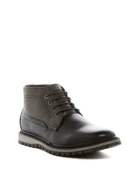 Fairweather Lace Boot by Hawke & Co.