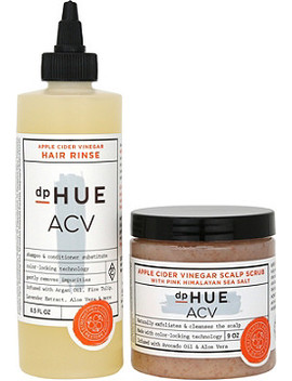 Online Only Acv Hair Rinse And Scalp Scrub Duo by Dp Hue