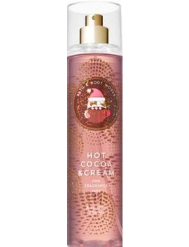 Bath & Body Works Hot Cocoa & Cream Fragrance Mist ~ 8 Oz ~ Ships Free!!! by Ebay Seller