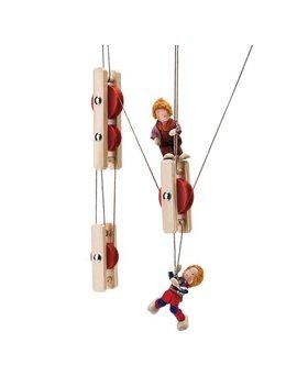 Block & Tackle Kit by Spielzeug Kraul