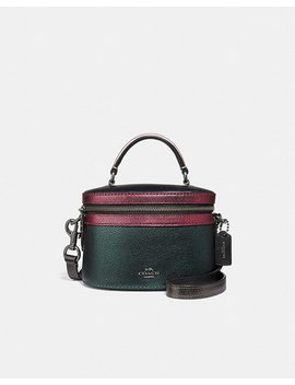Trail Bag In Colorblock by Coach