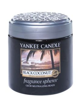 Yankee Candle Fragrance Spheres Black Coconut by Yankee Candles