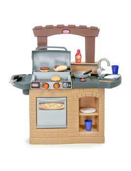 Little Tikes Cook 'n Play Outdoor Bbq Playset by Kohl's