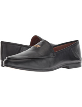 Hallie Leather Loafer by Coach