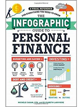 The Infographic Guide To Personal Finance: A Visual Reference For Everything You Need To Know by Amazon