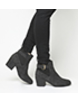 Audrey Buckle Chelsea Boots by Office