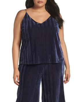 Velour Cami by Leith