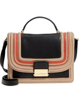 Small Square Top Handle Handbag by Dries Van Noten