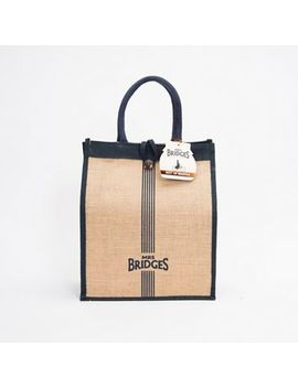 Mrs Bridges   Best Of Bridges Hamper With Jute Bag by Mrs Bridges