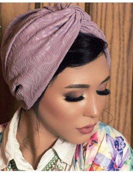 Wrinkled Design Jacquard Turban Women Turban Chemo Hat by Etsy