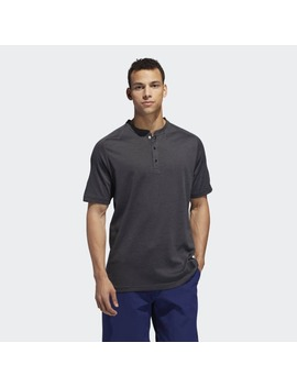 Adicross No Show Transition Henley Shirt by Adidas