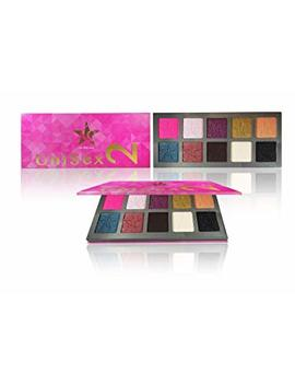 Unisex 10 Color Eyeshadow Palette (Unisex2) by Ccolor