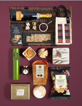 The Collection&Nbsp;Clevedon Christmas Hamper With Prosecco by Marks & Spencer