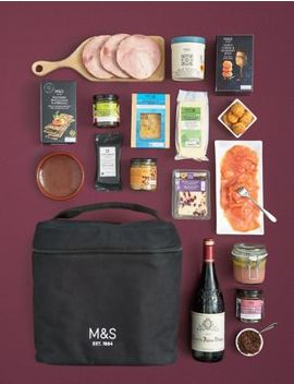 Hamilton Classic Indulgent Chilled Hamper (Available For Delivery From 18th December 2018) by Marks & Spencer