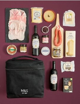 Continental Indulgent Chilled Hamper (Available For Delivery From 18th December 2018) by Marks & Spencer