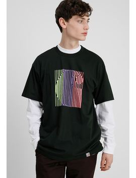 Striped   T Shirts Print by Carhartt Wip
