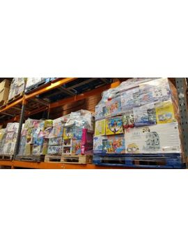 Wholesale Job Lot Pallet S Of Brand New Branded Toys & Games   Huge Potential by Ebay Seller