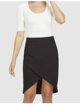 Crossover Skirt by Aris