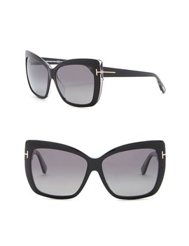 Irina 59mm Polarized Sunglasses by Tom Ford