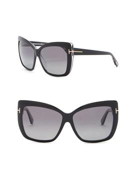Irina 59mm Polarized Sunglasses by Tom Ford