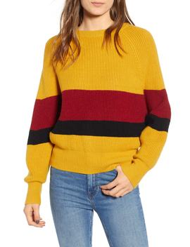 Bold Stripe Sweater by Dreamers By Debut
