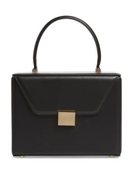 Mini Vanity Top Handle Box Bag by Victoria Beckham