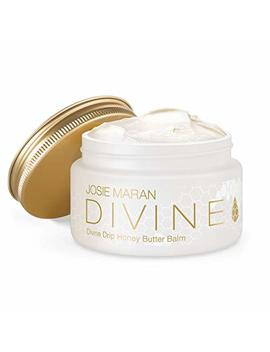 Josie Maran Divine Drip Honey Butter Balm   Whipped Argan Oil And Honey (142g/5oz)   Pure Honey by Josie Maran