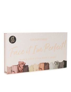 Colour Cargo   Face It I'm Perfect Makeup Collection by Colour Cargo
