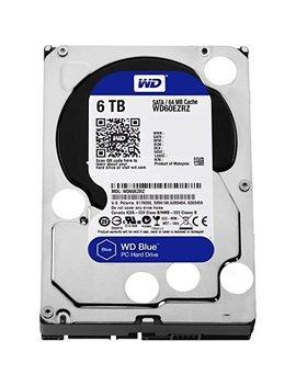 Wd 6 Tb Desktop Hard Drive   Blue by Wd