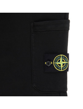 Sweatpants Black by Stone Island