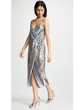 Sallie Sequin Dress by Saylor