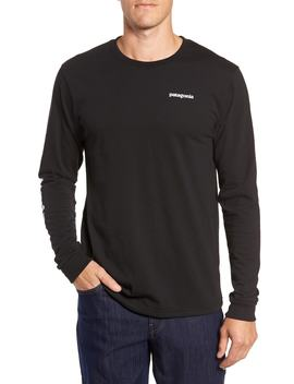 Long Sleeve Logo T Shirt by Patagonia