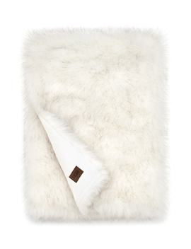 Blizzard Faux Fur Throw Blanket by Ugg®