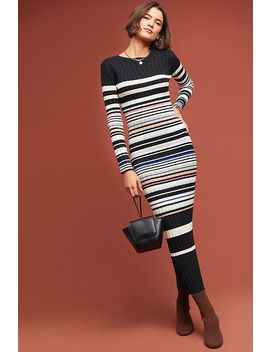 Peyton Sweater Dress by Ella Moss