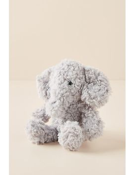 Ellis The Elephant Plush Toy by Anthropologie