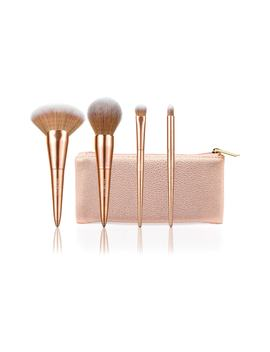 Rose Gold Brush Set by Colorjust