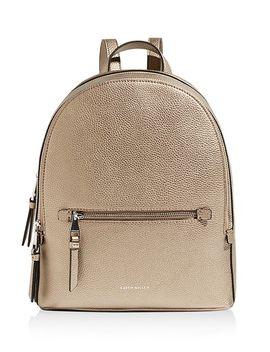 Faux Snakeskin Backpack by Karen Millen
