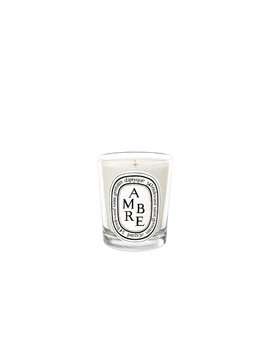 Ambre Scented Candle by Diptyque