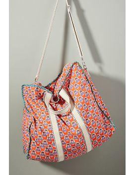 Anthropologie Rana Weekender Bag by Anthropologie