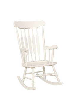 Tessa Traditional Rocking Chair by Furniture Of America
