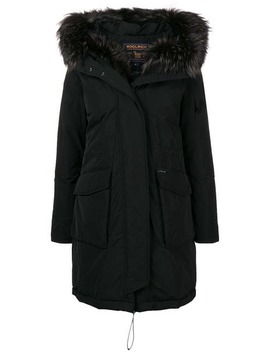 Padded Down Parka by Woolrich