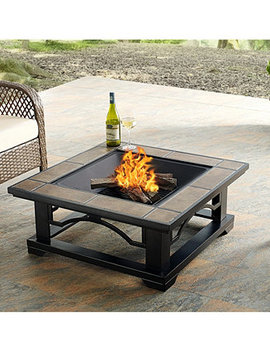 Alberta Firepit by Crosley